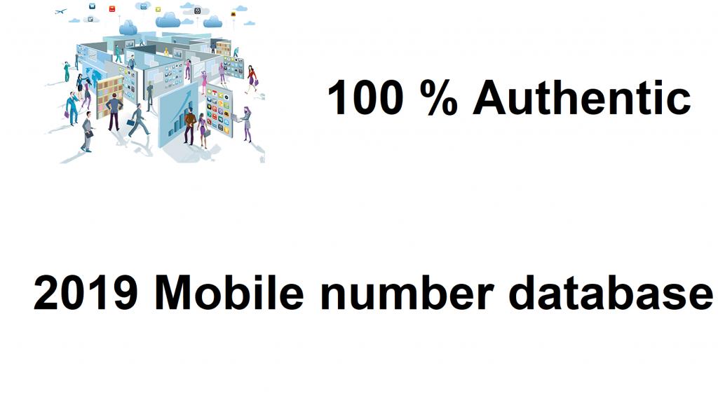 Mobile Number Database, Mobile database Indian mobile number directory