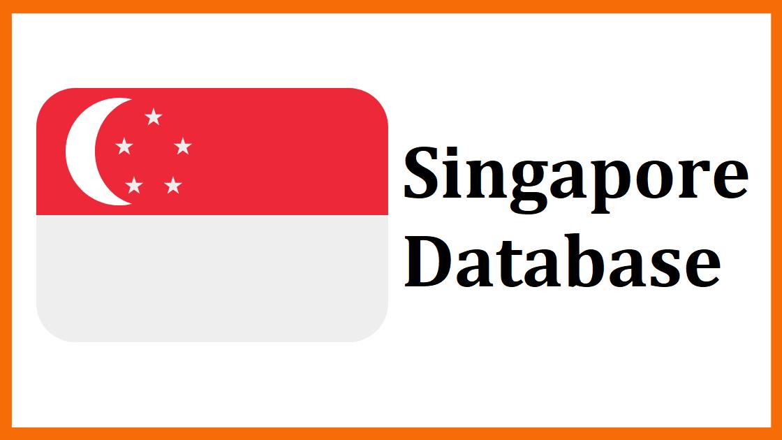 Singapore Database